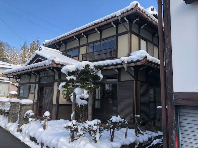 高山 半山舎(Takayama hanzansha)Private room2