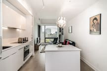 1702 TDC · New Condo Equipped for Corporate Travellers