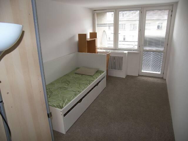 Apartment in Prague near underground station