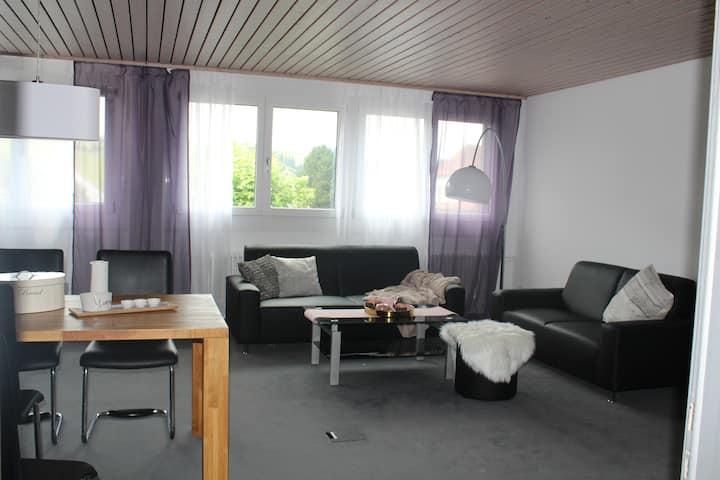 Grosszügige Wohnung mit 2 Schlafzimmern