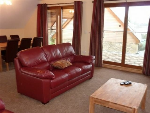 ELDERBECK LODGE Pooley Bridge Holiday Park, Ullswater - Pooley Bridge - Casa