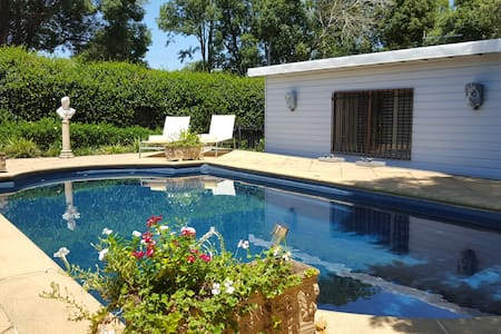 The Pool House - Bangalow