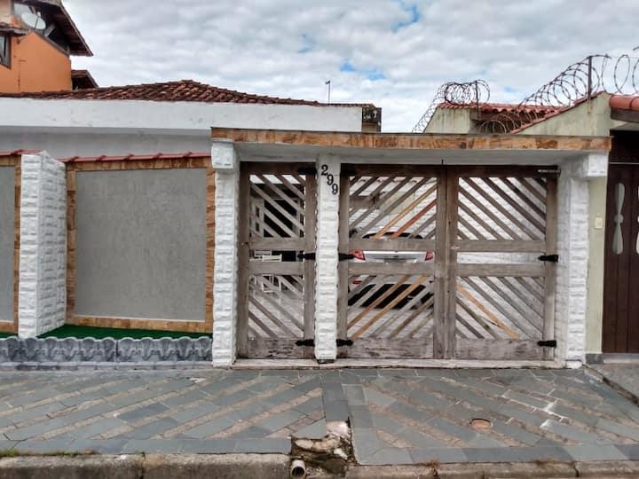 Casa de praia Suarão litoral sul