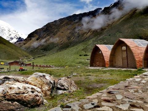 Salkantay Trek Sky Lodge
