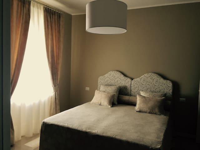 Allaportaccanto Bed & Breakfast Beige Room