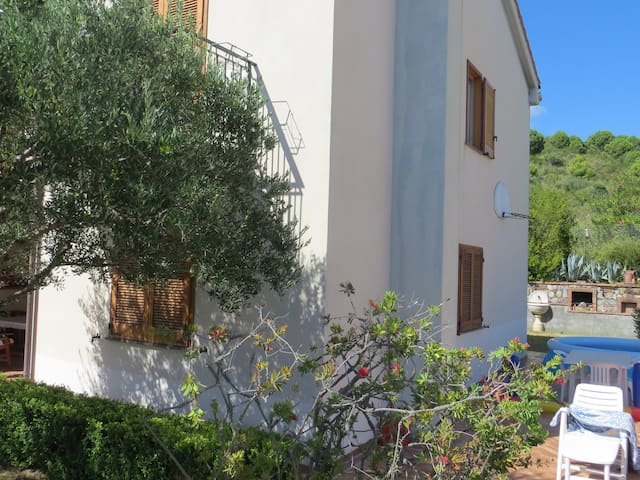 TUSITALA - Appartamento in Villa