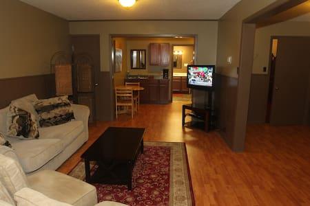 Liberty Downtown - Fort Scott - Appartement