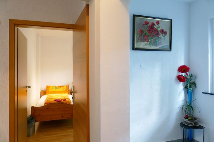 Messe-Apartment/Ferienwohnung EG - Кёльн - Квартира