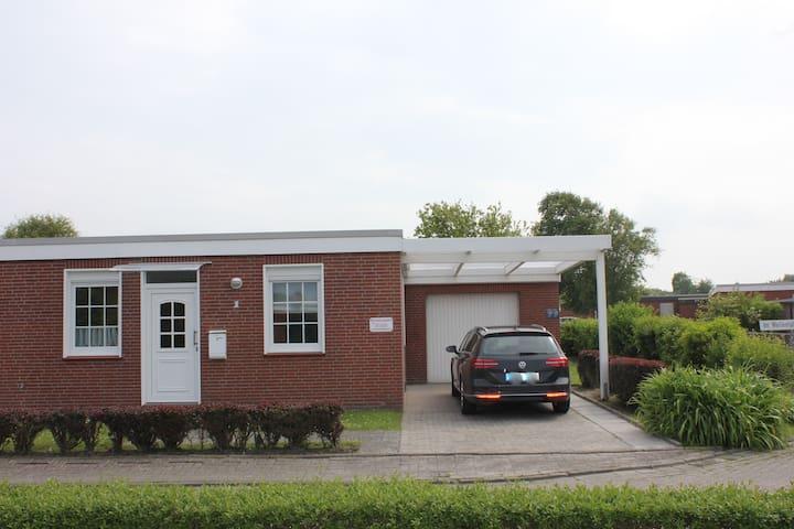 Haus Ostwind, Dornumersiel - Dornum - (ukendt)