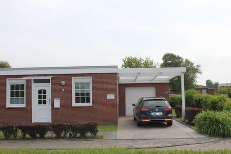 Haus Ostwind, Dornumersiel - Bungalo