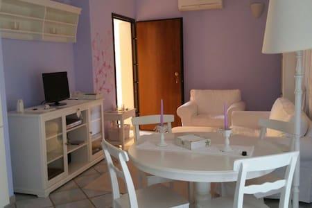 Trilocale in residence con piscina - Murta Maria