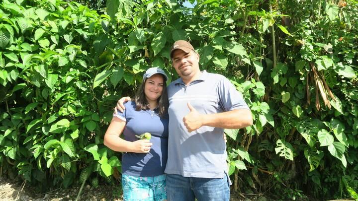 Alojamiento la campiña azucarera (Turrialba)