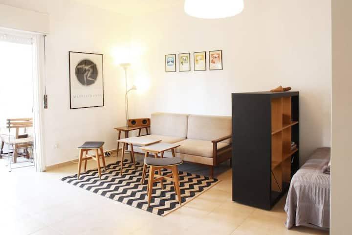 Charming studio in Jerusalem