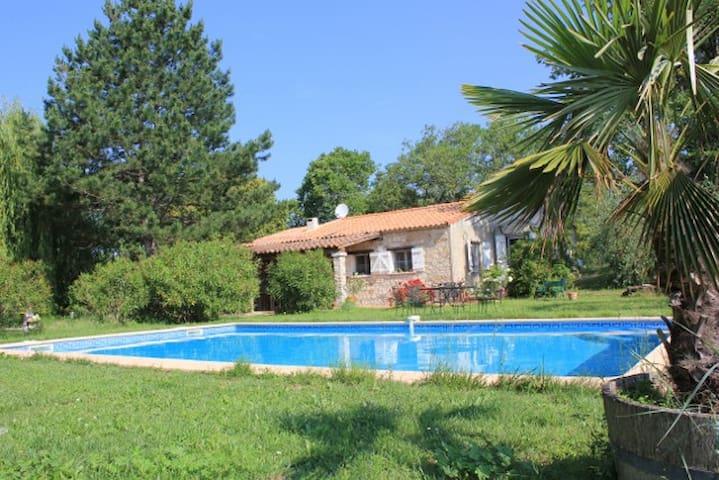 Villa Tramontane  (Uzès 7 km)