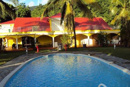 Guadeloupe-Paradisio Colibri - Pointe-Noire - Apartemen