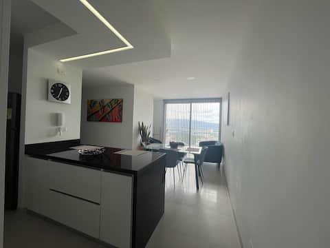 Apartamento de 3 habitaciones, Infinity Sky club