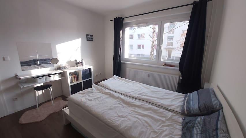 Cozy room close to the center of Hamburg