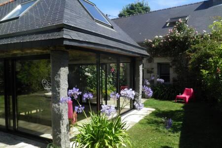 Maison et  son jardin d'hiver - Pordic