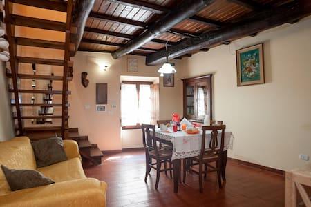 Casa per Civita - Lubriano
