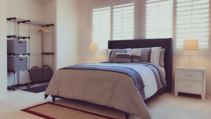 South Coast Springs | Private Bedroom