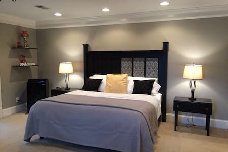 Exquisite Downtown Suite with Private Entrance - Chattanooga