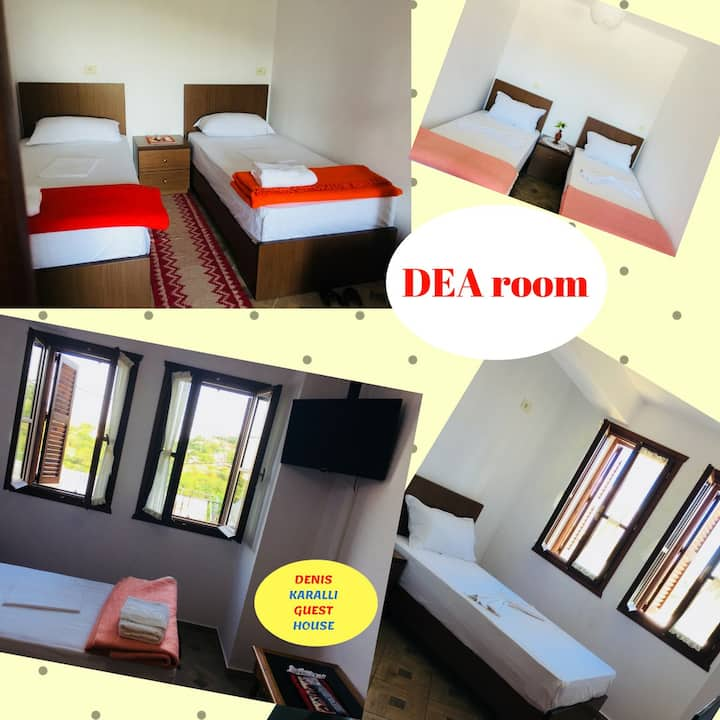 "Denis Karalli Guest House_""Dea"" Room (triple room)"