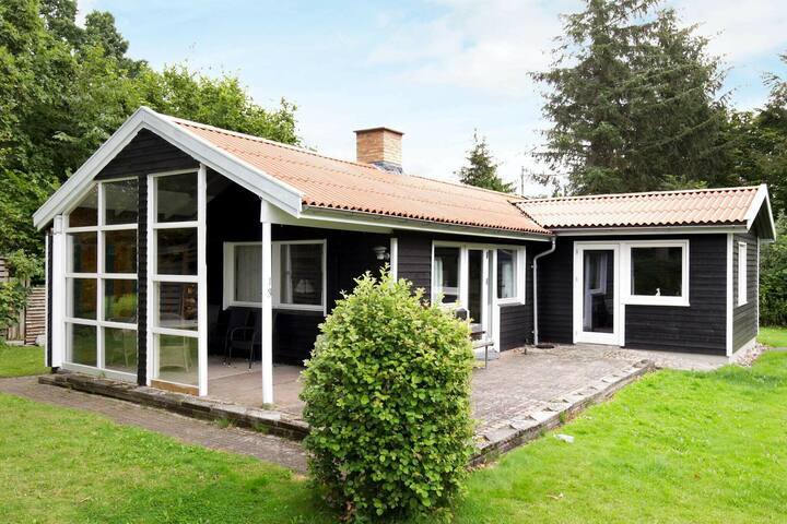 Modern Holiday Home in Hovedstaden with Terrace