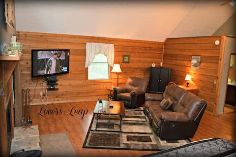 Lovers Leap Secluded 1 Bedroom