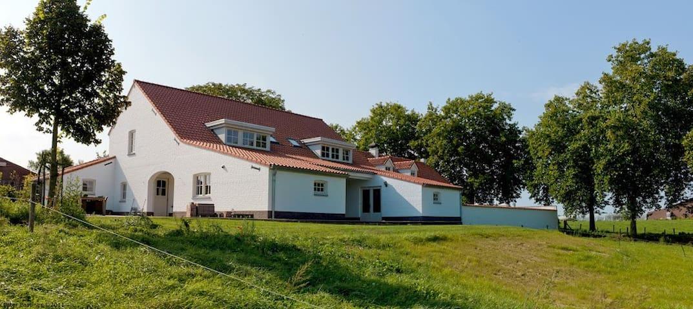 Boerderij appartement - Sint Odiliënberg - アパート