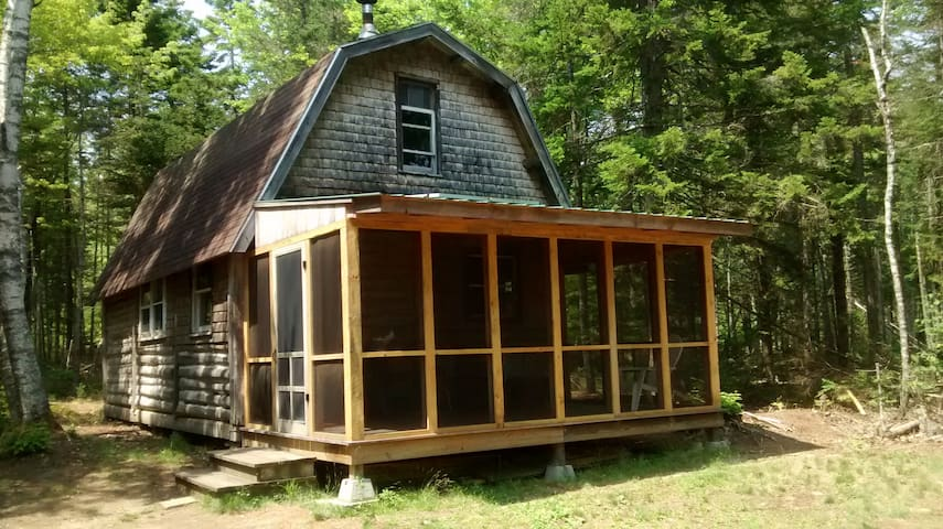 Private Off Grid Cabin, Families and Dogs
