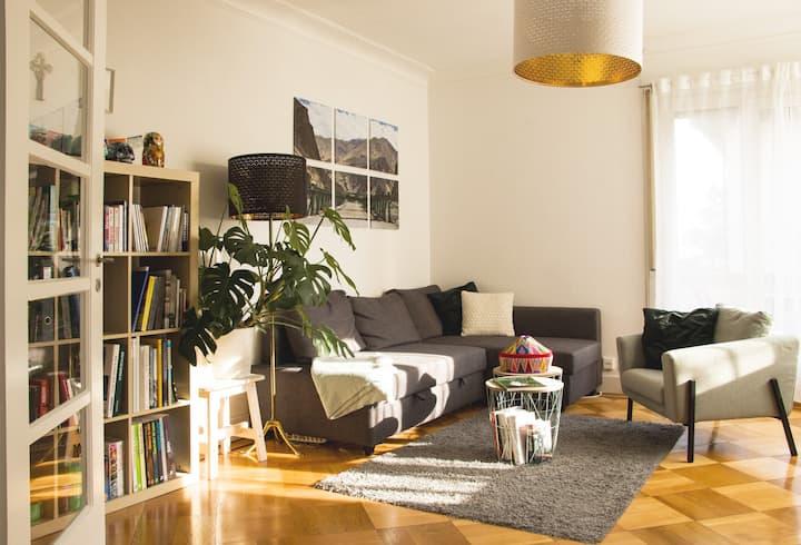 Appartement cosy pour deux