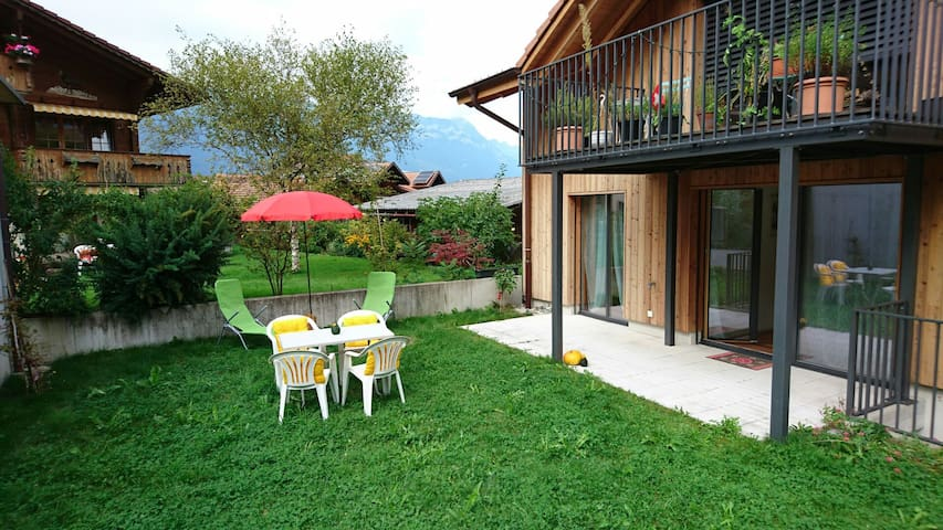 Chalet IRLET, modern home,  Interlaken-Wilderswil