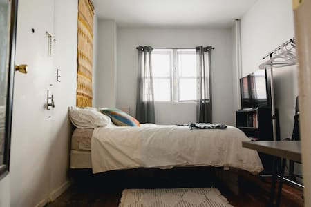 Cozy Spacious Room in Heart of Williamsburg - Brooklyn - Appartamento