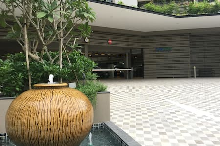 Resort Style Condo, 30min to town via MRT