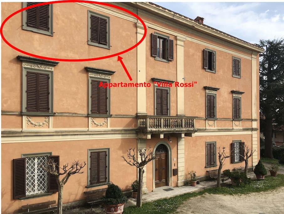 App. Villa Rossi