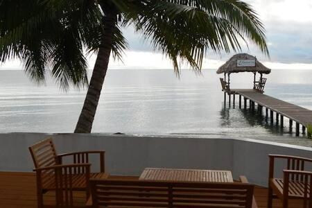 Manatee Beachfront Deluxe Single Room - Seine Bight