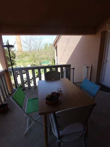 Apartment located 100m from beach - Nin - Apartment