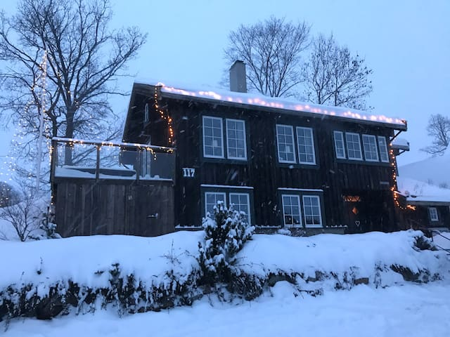 Cosy apartment in Asker only 17 minutes to Oslo