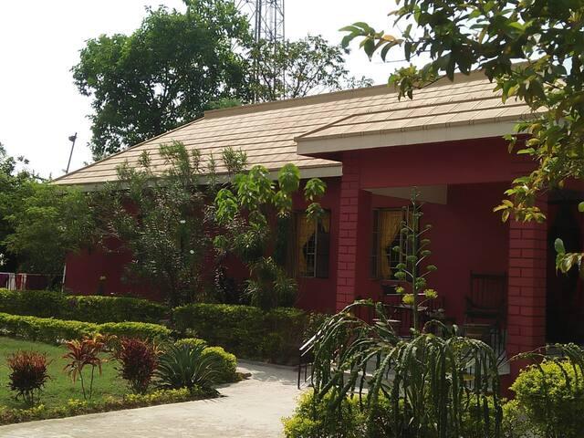 Hermitage-Charming studio in Prantik, Santiniketan
