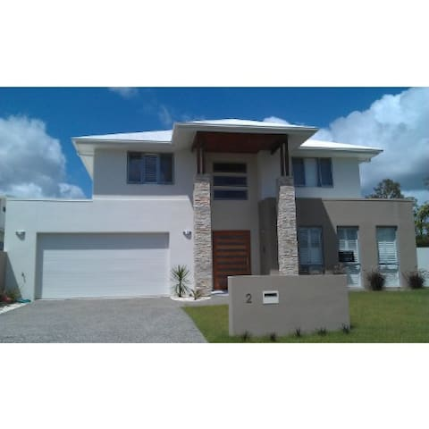 Pelican waters  House on the water - Pelican Waters - Huis