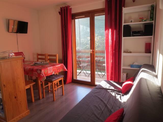 Appartement T2 classé 2** tout confort