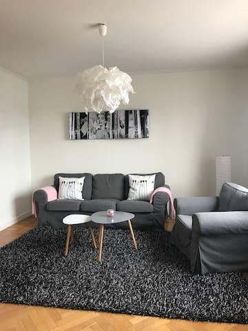 Lugnt boende med närhet till allt - Västerås - Apartment