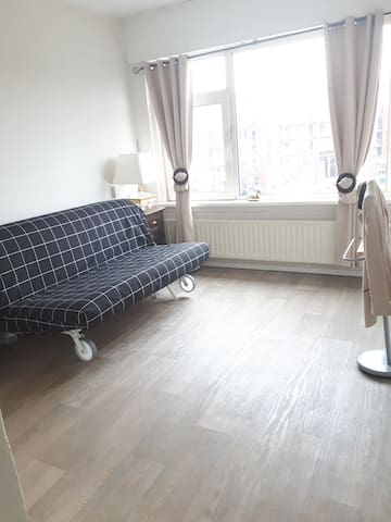 Chill room near Utrecht city and free parking