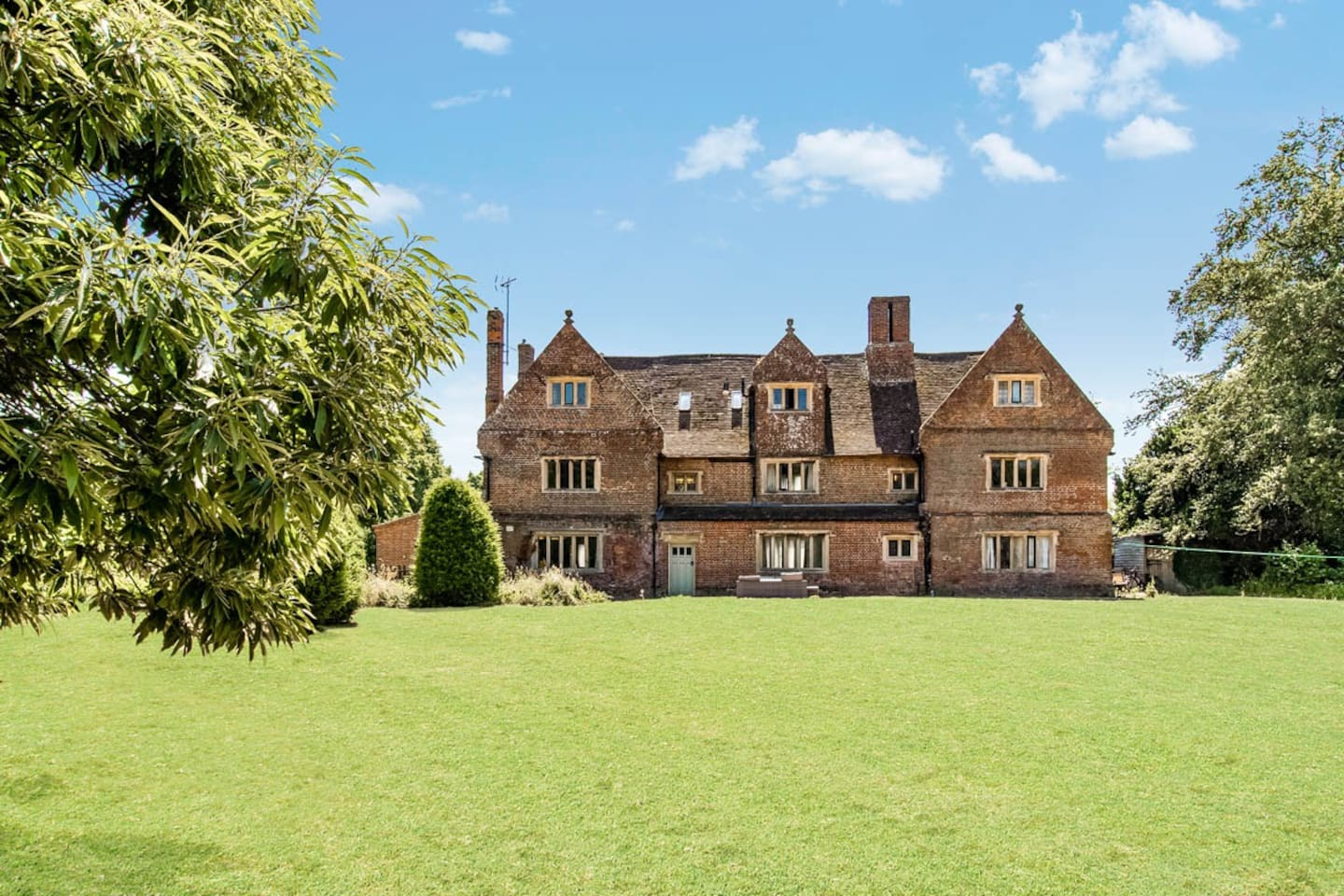 Escape from the bustle of life in our historic home set within a rural two-acre garden.