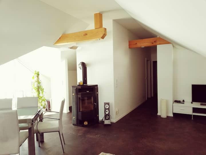Moderne Wohnung im Salzkammergut nähe Stadt