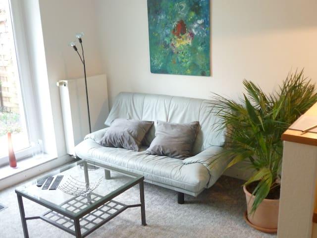 Gemütliches Appartement in der Bremer Neustadt - Bremen - Leilighet