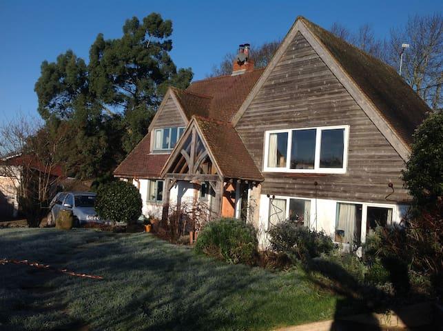 Quiet rural home