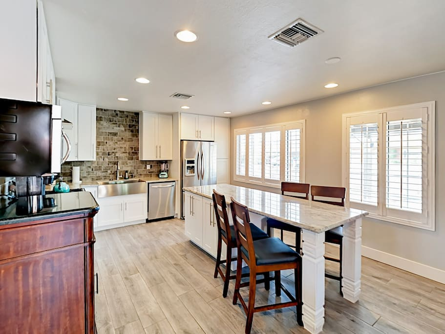 This rental is professionally managed by TurnKey Vacation Rentals.