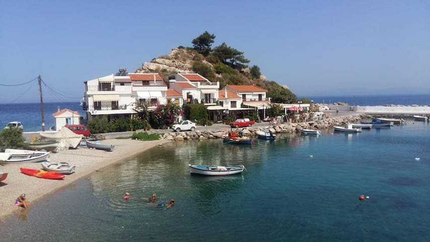 Beach House, Kokkari-Samos