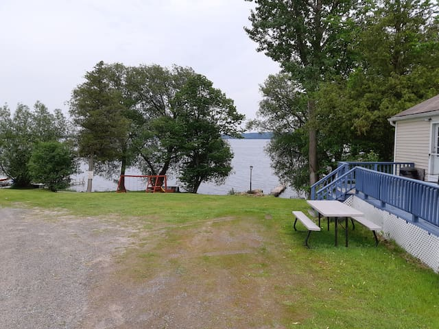 Cottage on Rice Lake for rent